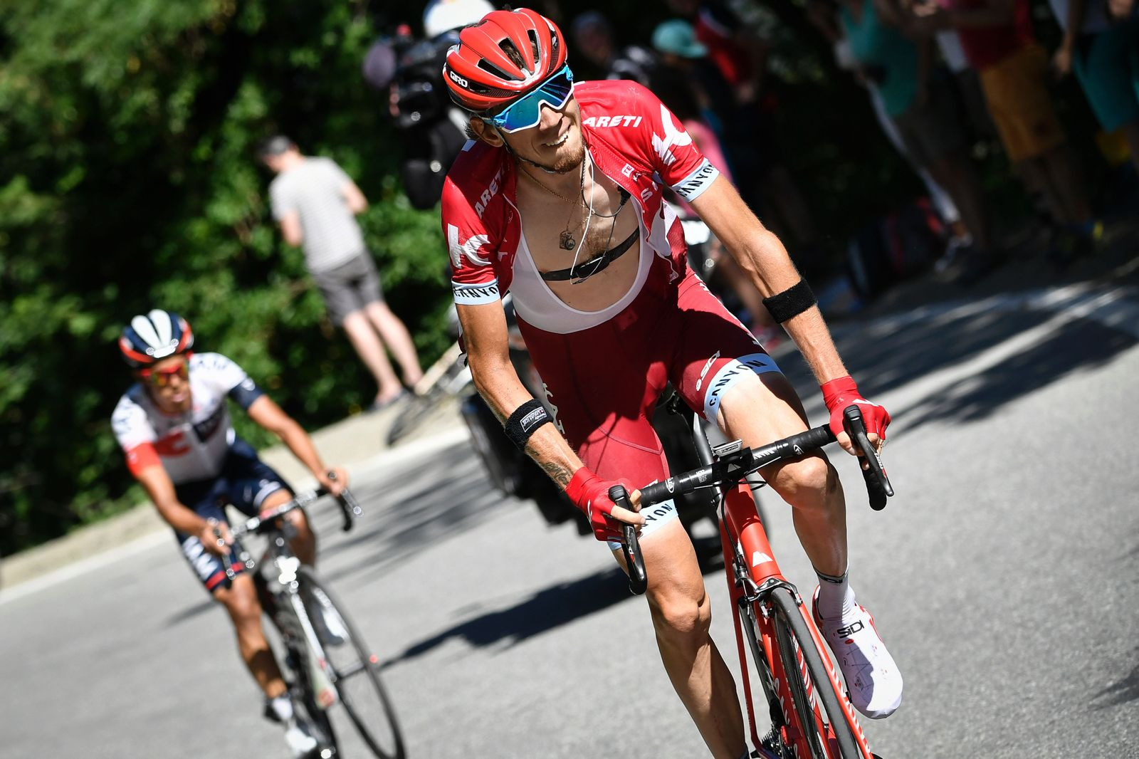 CYCLING-FRA-SUI-TDF2016-BREAKAWAY
