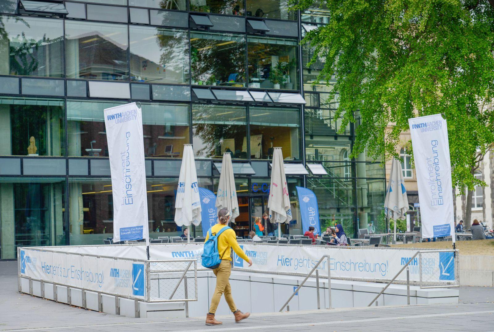 EINMALIGE VERWENDUNG Universität Aachen