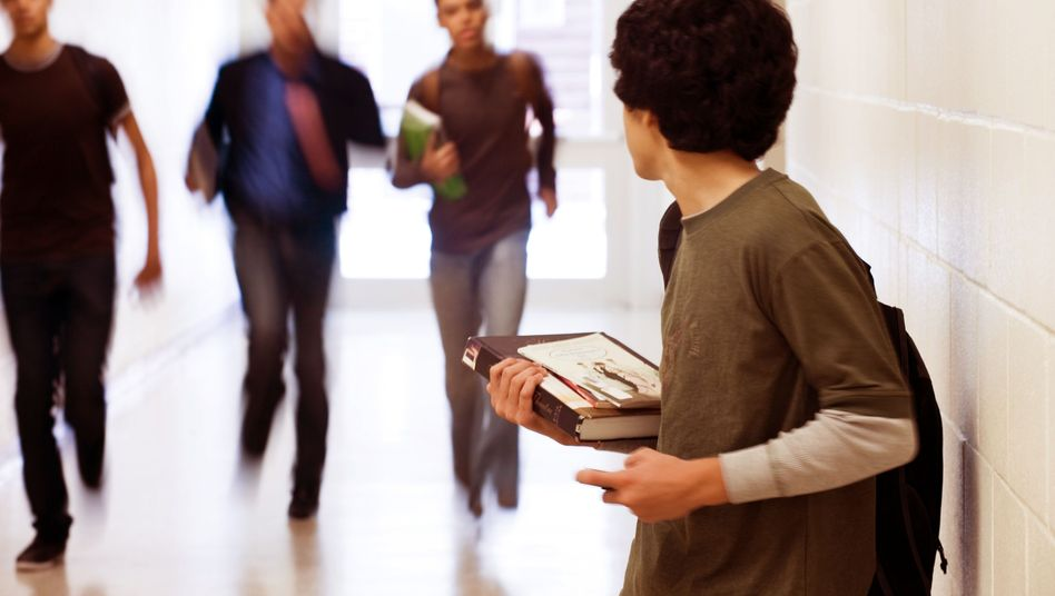 Mobbing in der Schule (Symbolbild): Erhöhtes Risiko für Depressionen und Angststörungen