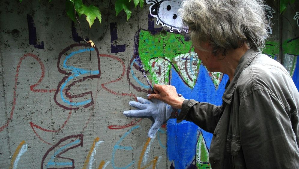 Photo Gallery: Germany's Senior Graffiti