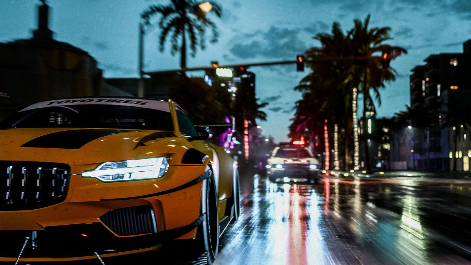 EINMALIGE VERWENDUNG Gamescom Highlights 2019/ Need for Speed Head/ Electronic Arts