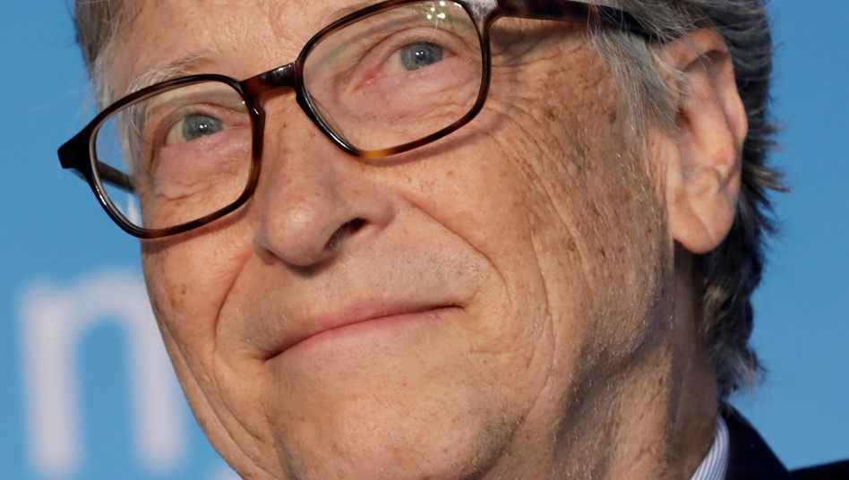 Bill Gates (Archivbild)