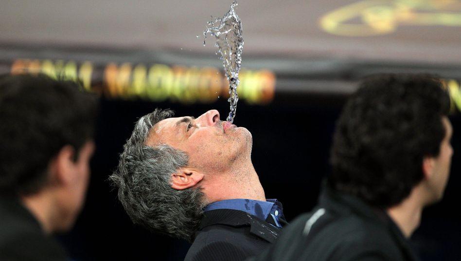 """Inter-Coach Mourinho: """"Die Sache wird in Ordnung gehen"""""""