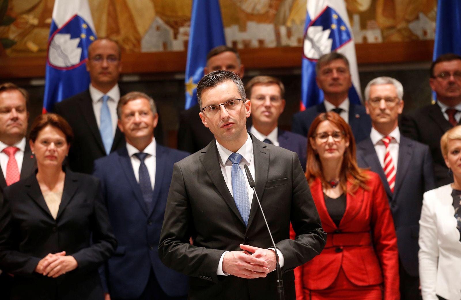 SLOVENIA-GOVERNMENT/
