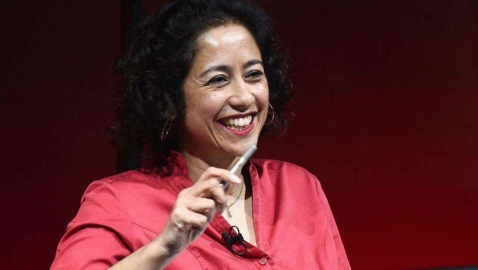 Die Journalistin Samira Ahmedklagte wegen der Gehaltslücke zu ihrem männlichen Kollegen - und gewann das Verfahren
