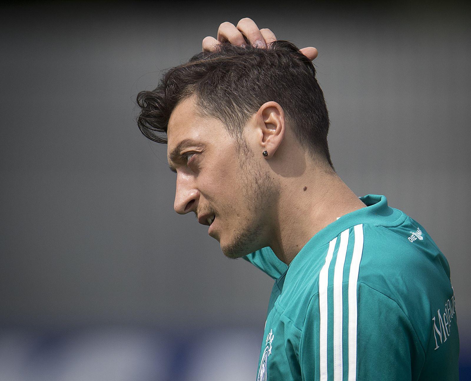 WM 2018 - Mesut Özil