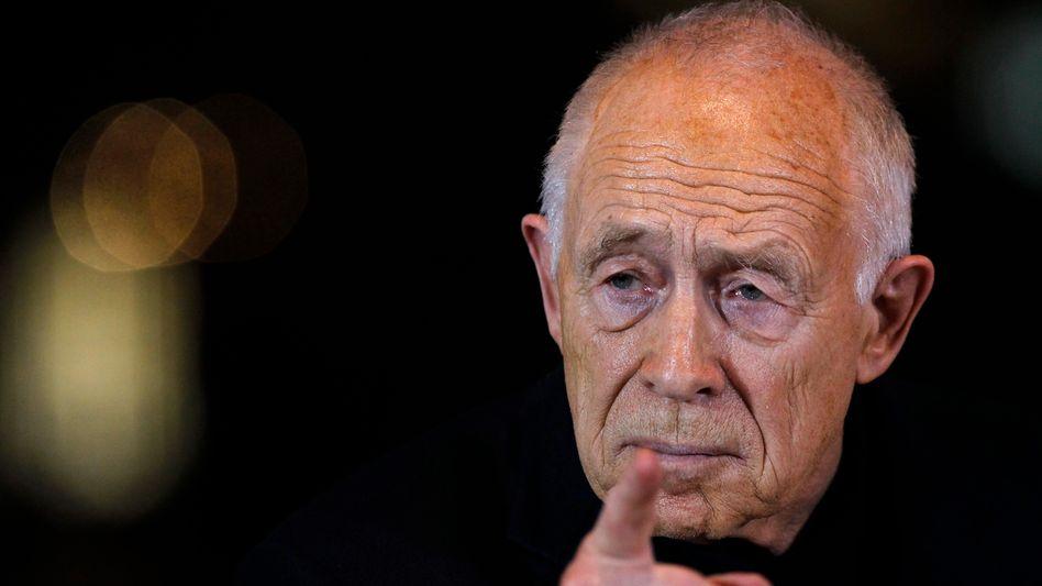 """Schlichter Geißler: """"Der Ministerpräsident hat bisher völlig richtig reagiert"""""""