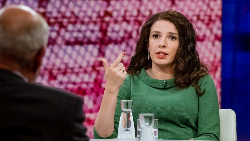 """Marina Weisband bei """"Maybrit Illner"""""""