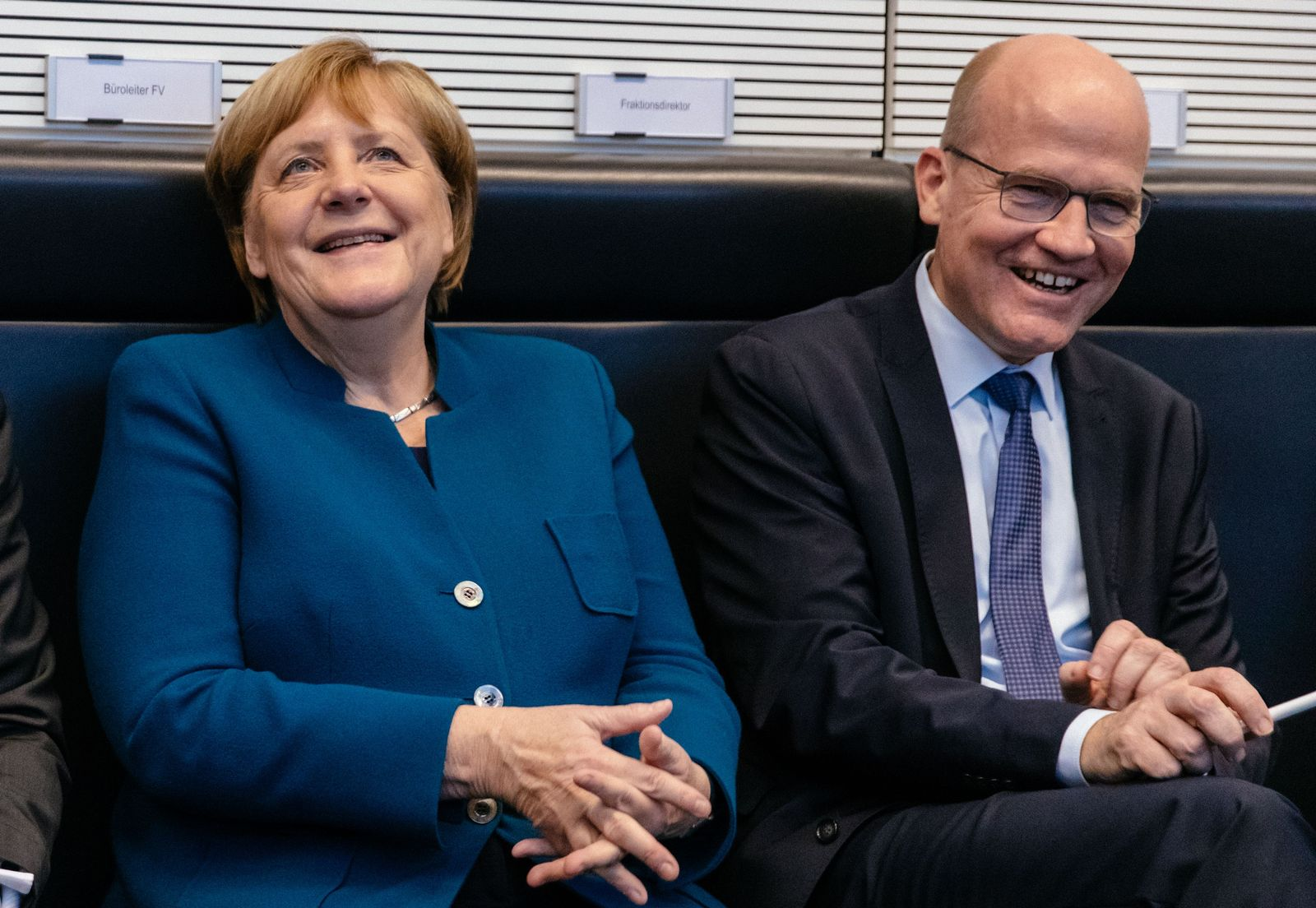 Merkel Brinkhaus