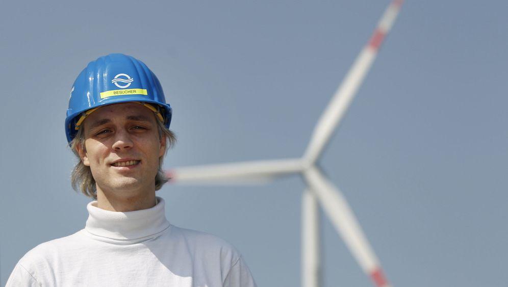 Arbeiten mit Rückenwind: Super-Techniker gesucht