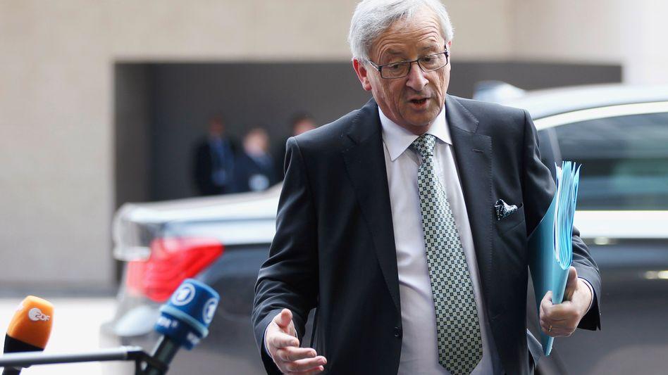 Jean-Claude Juncker: Alter und neuer Euro-Gruppenchef