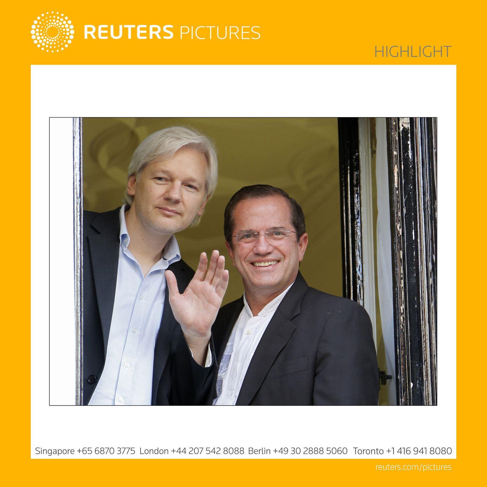 Assange Außenminister Ecuador