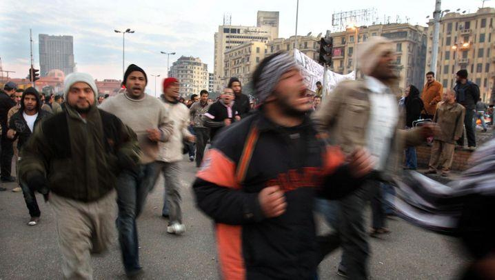 Ägypten: Showdown in Kairo