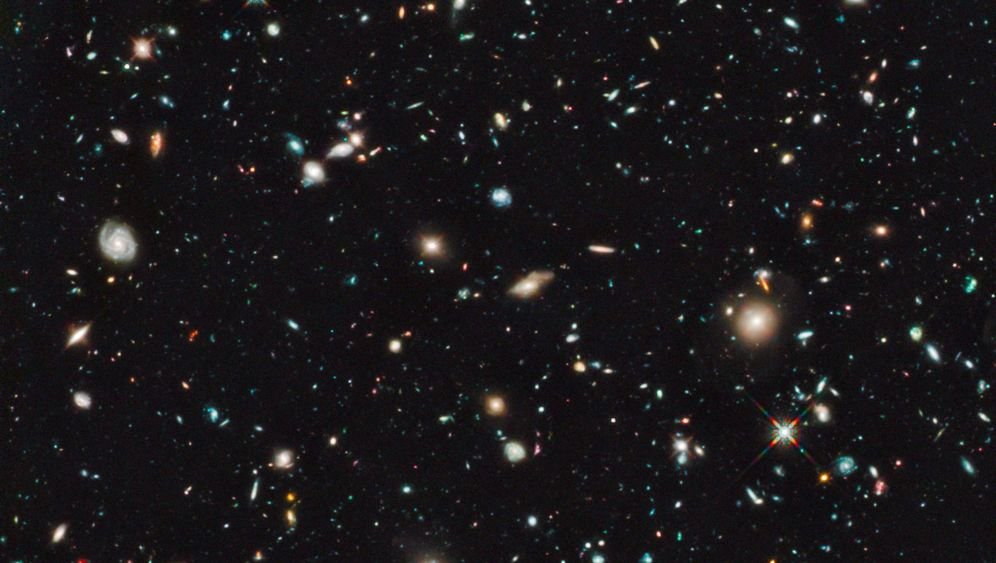 Alte Galaxie: Der kosmische Methusalem