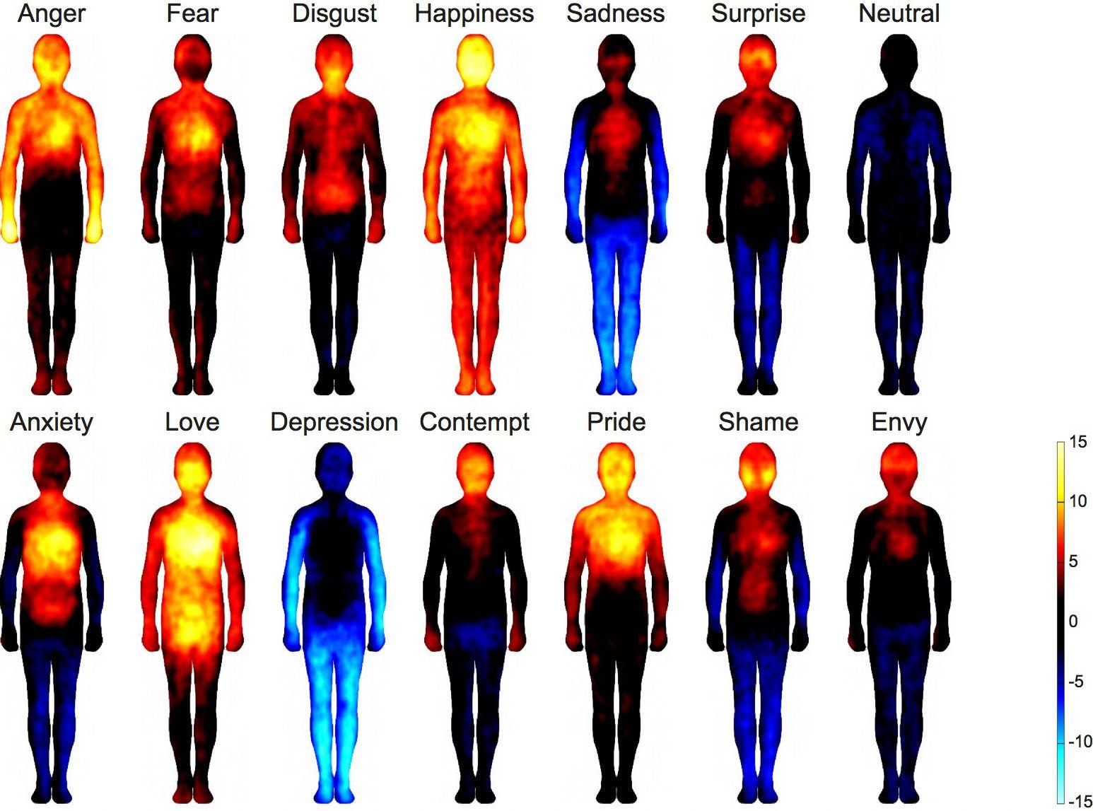 EINMALIGE VERWENDUNG Emotionen/ Körper