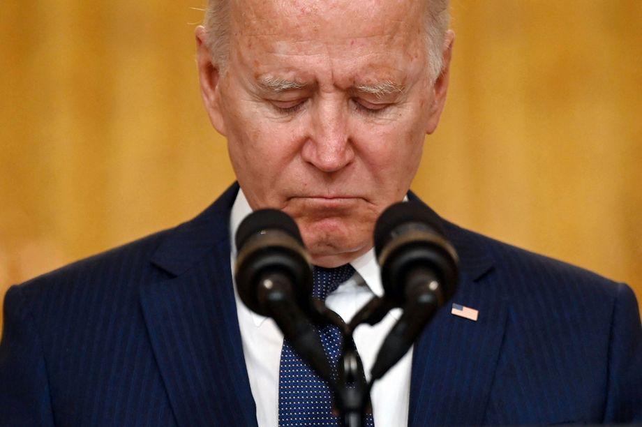 "U.S. President Joe Biden: ""The world has is changing."""
