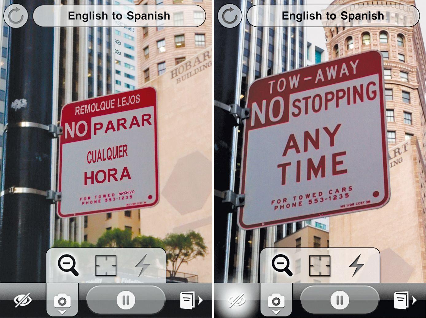 Word Lens / App / NETZWELT