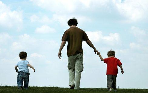 Mehr Zeit für die Kinderbetreuung: Ursula von der Leyen will die Vätermonate ausweiten