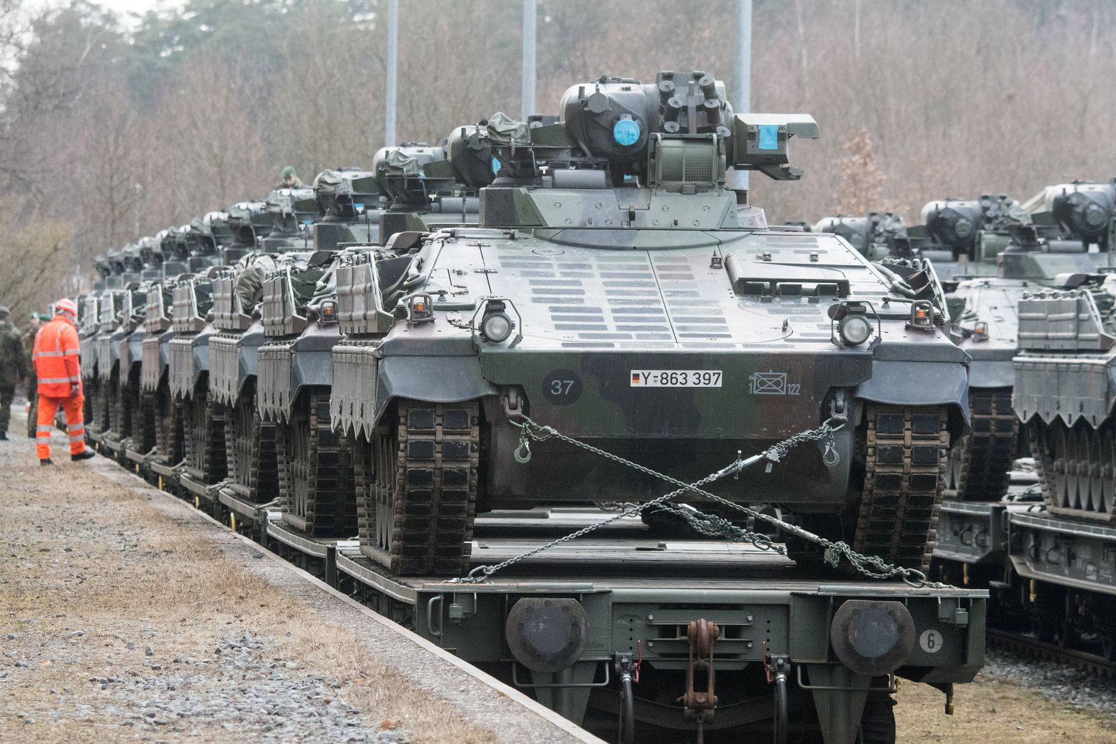 Bundeswehr Litauen