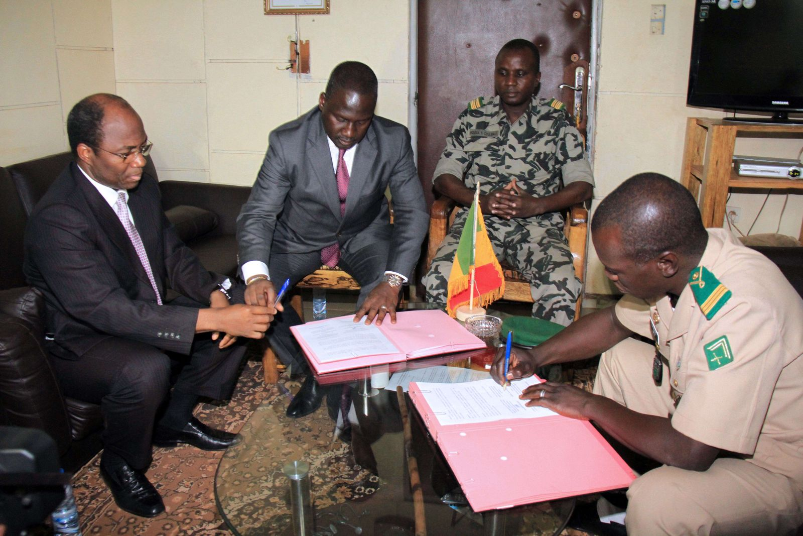 Mali / Putsch