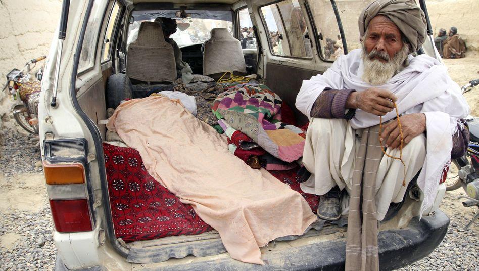 Opfer des Amoklaufs bei Kandahar: Parlament geht von mehreren US-Tätern aus