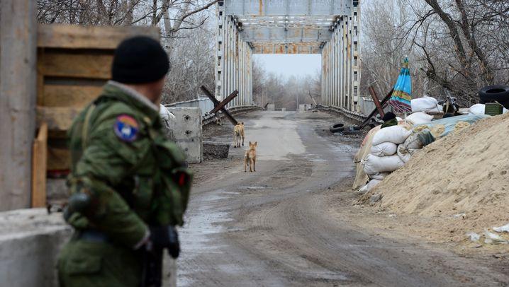 Donbass: Zurück Richtung Sowjetunion