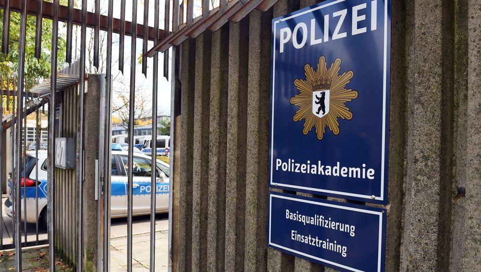 Polizeiakademie in Berlin