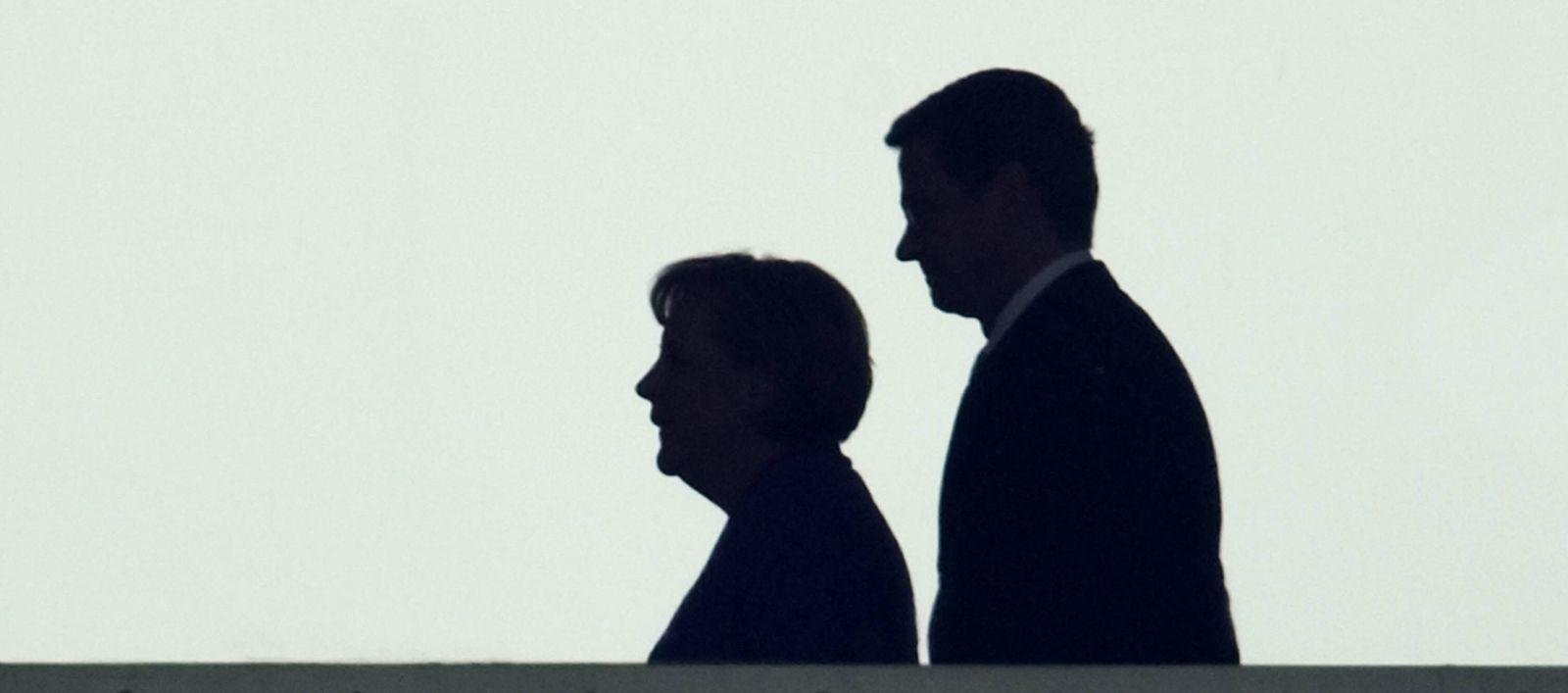 NICHT VERWENDEN Merkel trifft Westerwelle