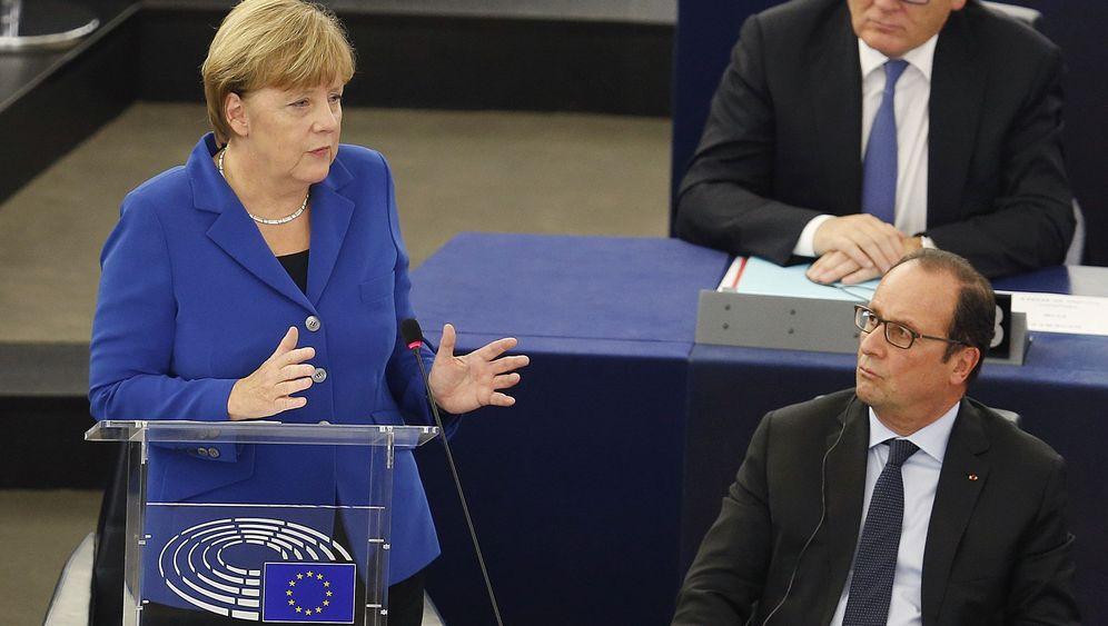 Flüchtlingskrise: Merkels Frust