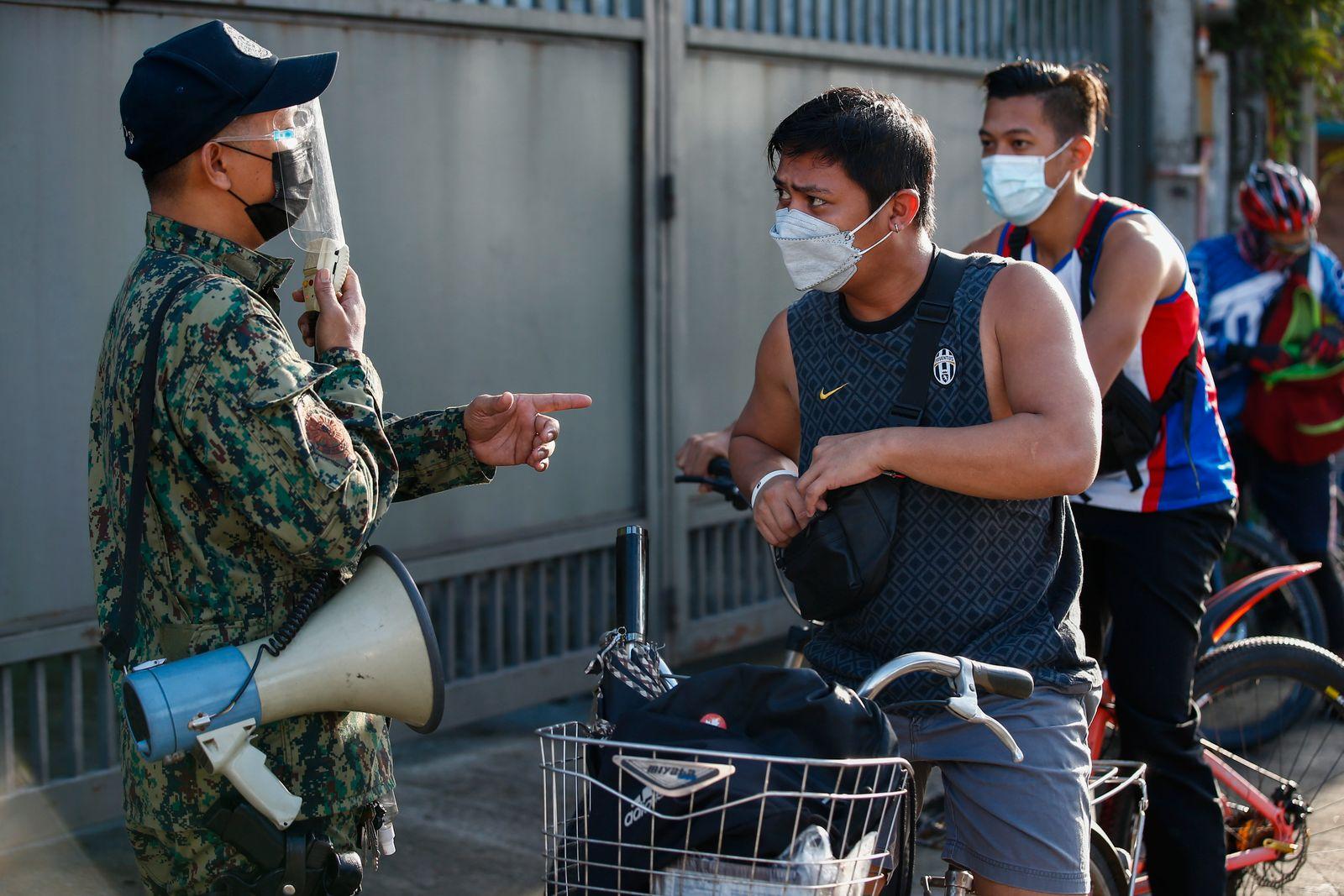 Metro Manila implements latest COVID-19 quarantine protocols