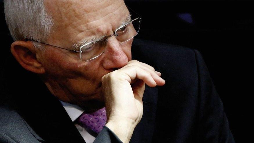 Unionspolitiker Schäuble