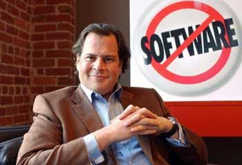 Marc Benioff: Software-Verkäufer mit Chuzpe
