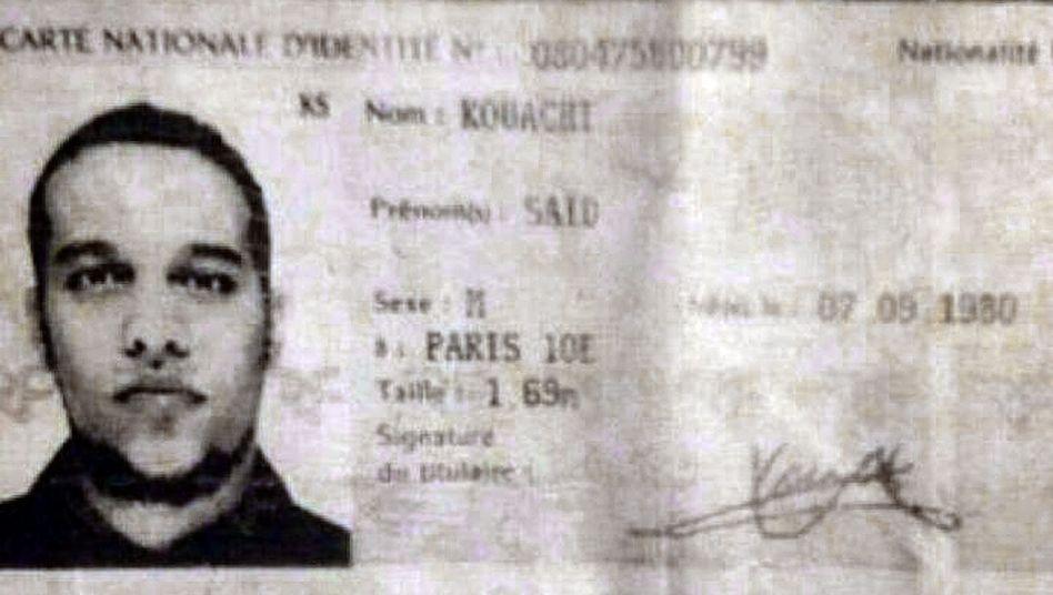 Verdächtiger Said Kouachi: Ein Leben mit vielen Fragezeichen