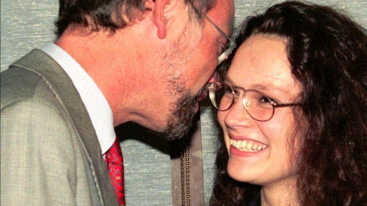 Andrea Nahles: Eine Politkarriere in Bildern
