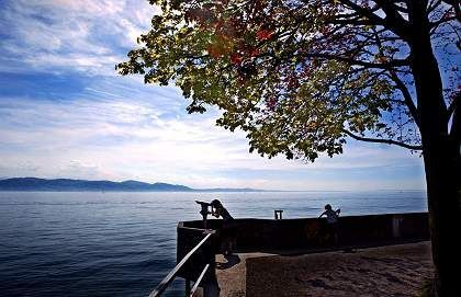 Bodensee: Raschen Temperaturanstieg können die Seen nicht ausgleichen