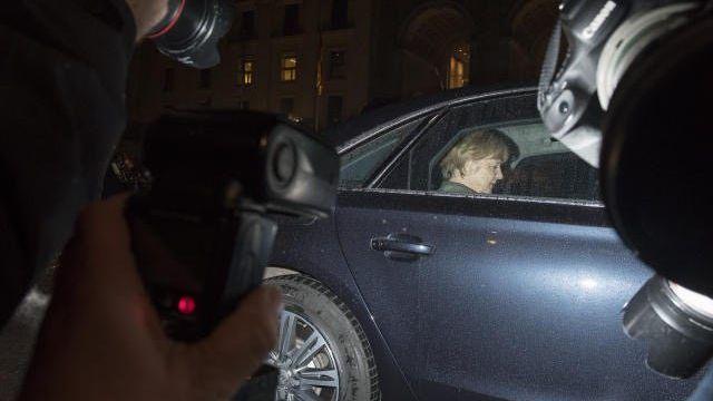 CDU-Chefin Merkel: Sie braucht die neue Regierung