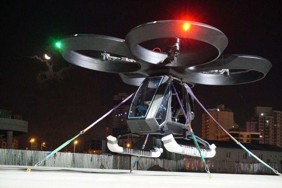 Fliegendes »Baykar«-Auto: Nicht alle Zukunftsvisionen, die technisch möglich sind, sind wirklich sinnvoll