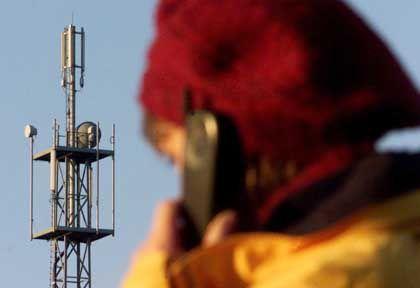 Mobilfunk-Sendemast: Angst vor Phantomstrahlung