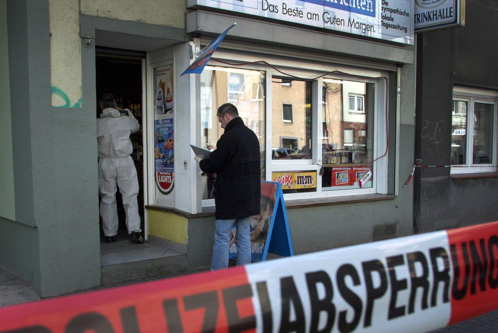 NSU Mordserie/ Dortmund/ Kioskbesitzer