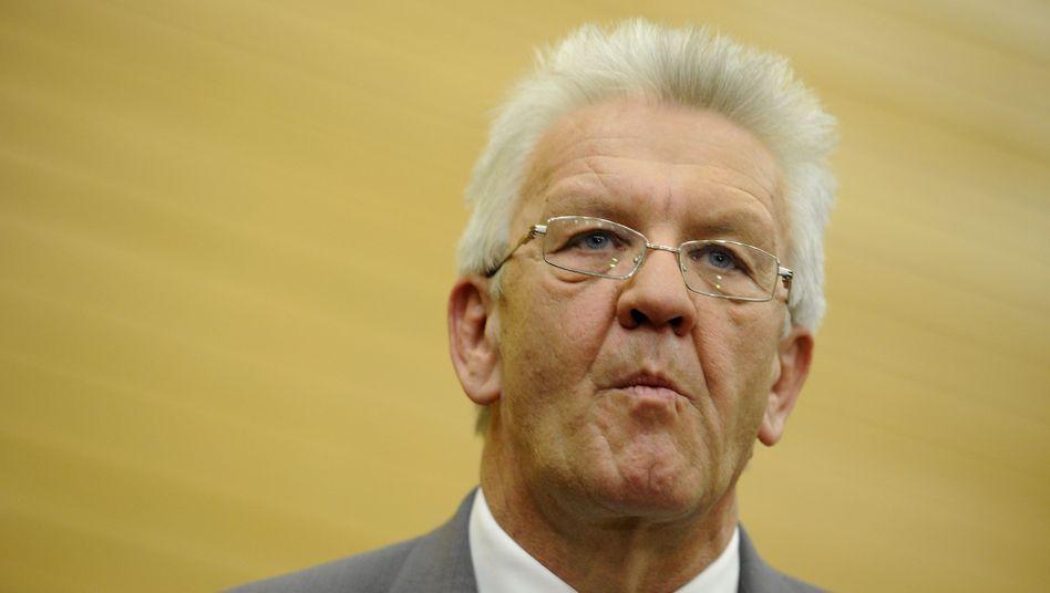 Ministerpräsident Kretschmann: Drastische Kürzungen in der Bildungspolitik