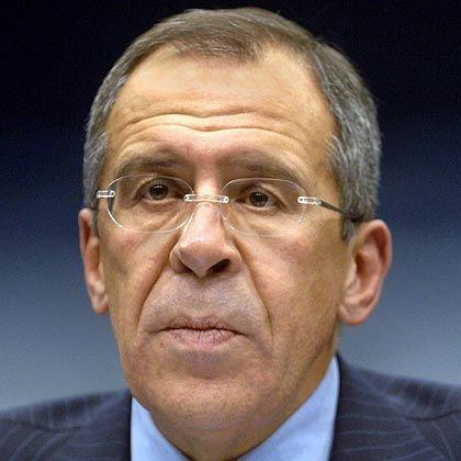 """Russlands Außenminister Lawrow: """"Immer noch keine Einigung"""""""