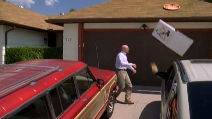 """""""Breaking Bad""""-Fans: Die Pizzawerfer von Albuquerque"""