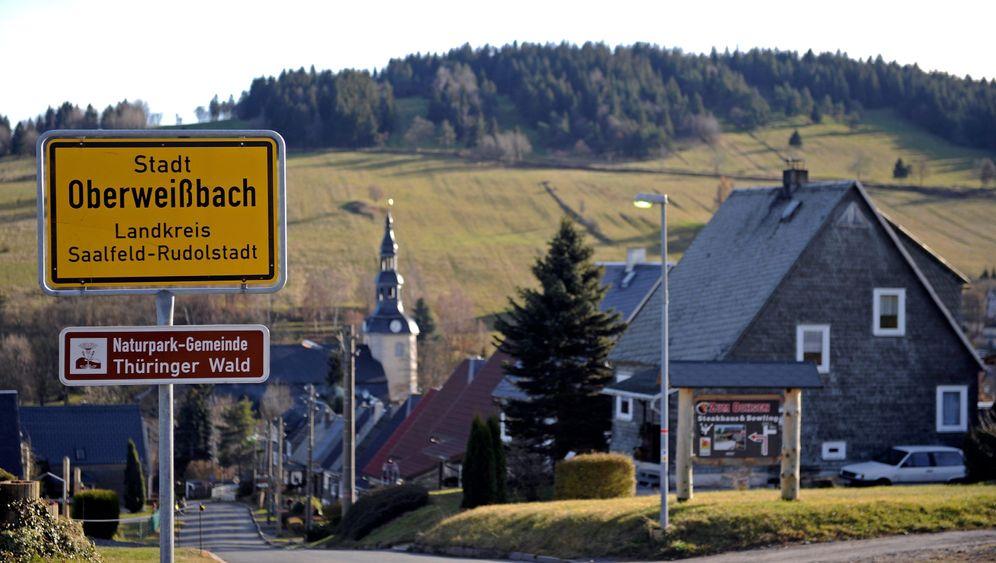 Thüringische Kleinstadt: Als die Idylle aus Oberweißbach wich