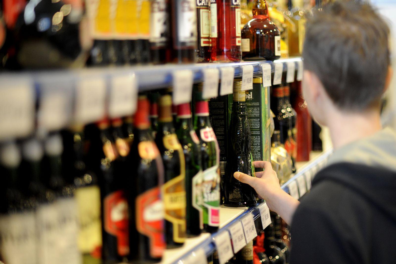 NICHT VERWENDEN Alkohol / Jugendliche