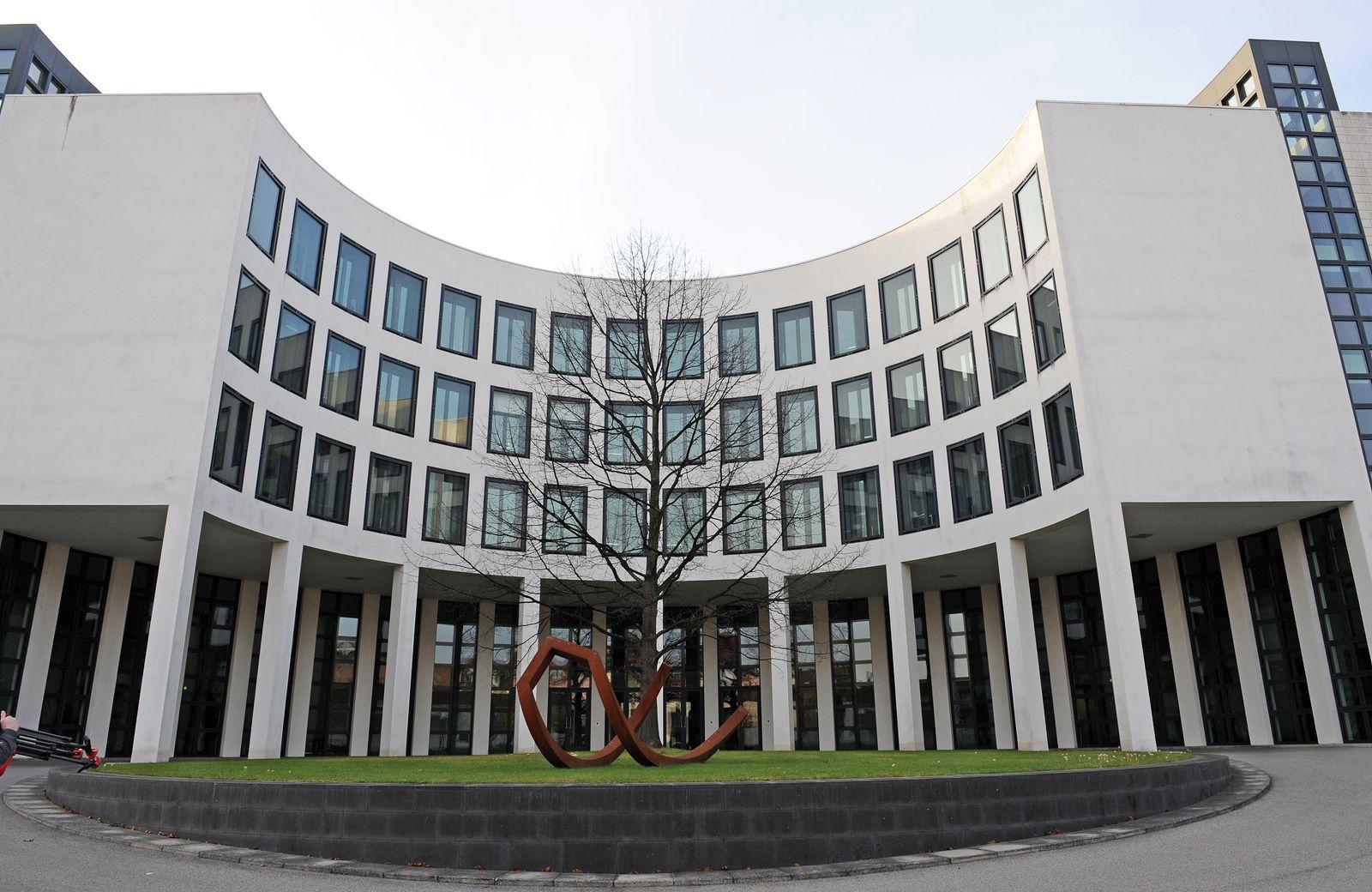 Hackerangriff/ Generalbundesanwalt/ Karlsruhe