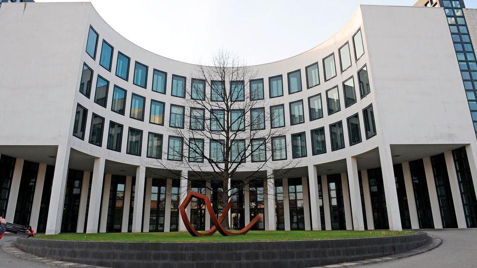 Gebäude der Bundesanwaltschaft in Karlsruhe