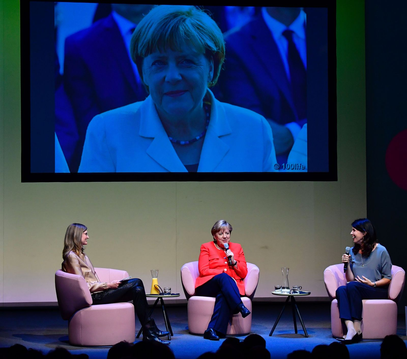 GERMANY-POLITICS-MERKEL-INTERVIEW-BRIGITTE