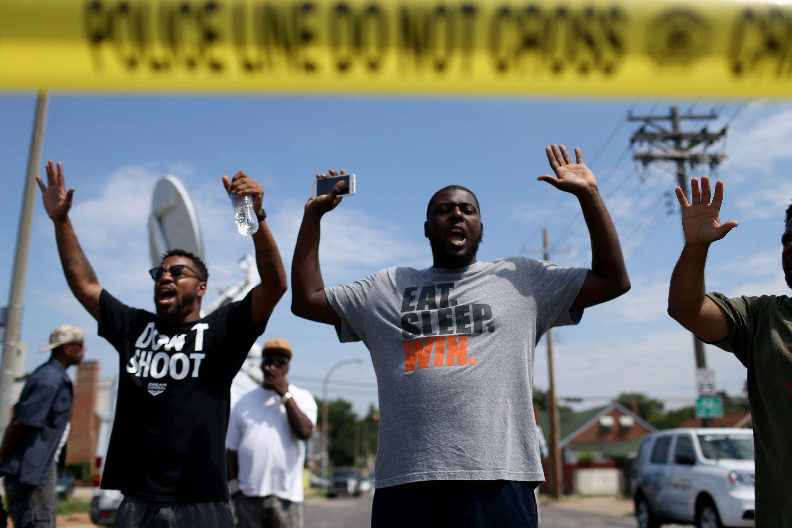 Zweiter Toter in St. Louis