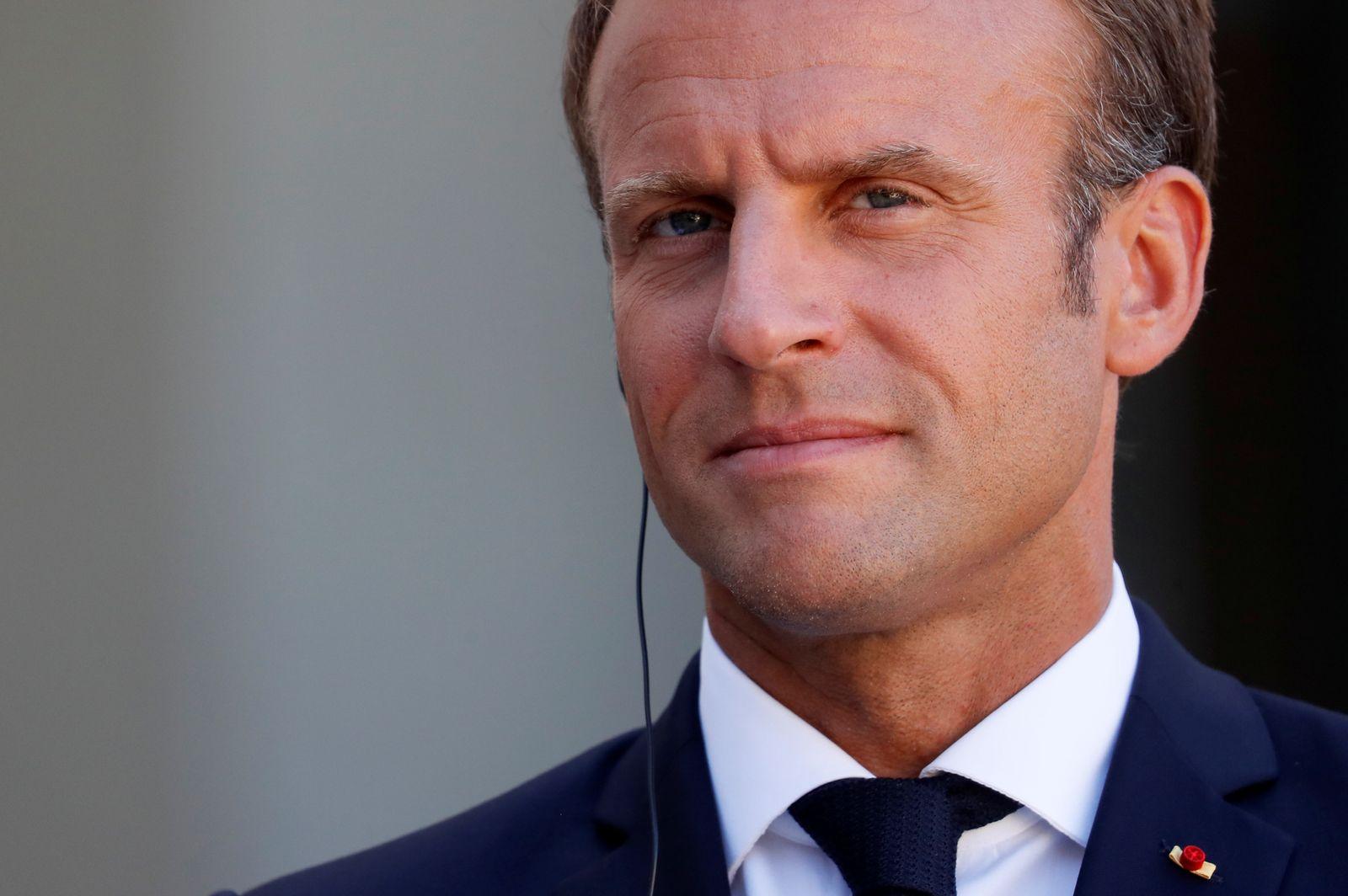 Emmanueal Macron