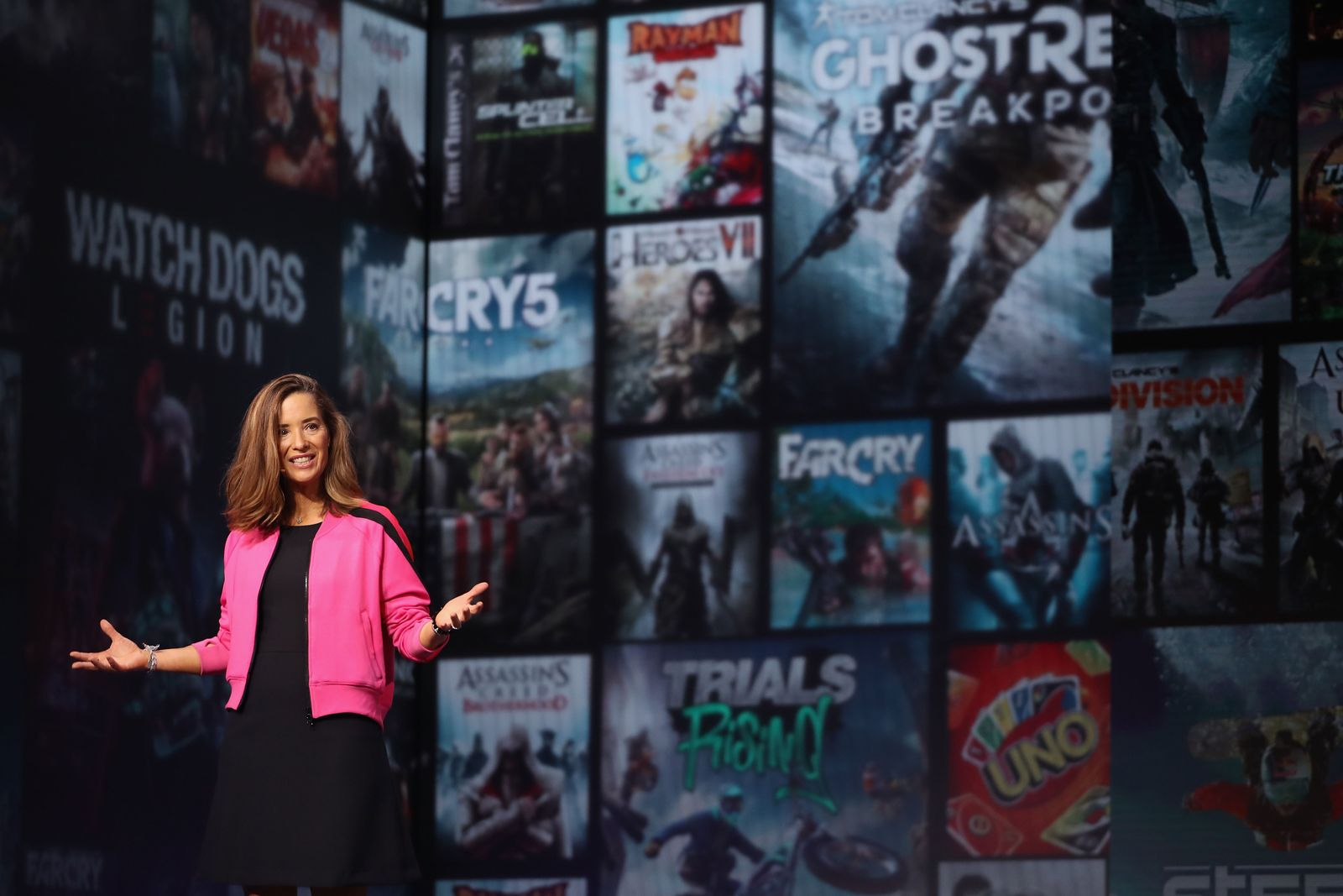 US-UBISOFT-DEBUTS-ITS-NEW-PRODUCTS-AT-E3-GAMING-EVENT-IN-LOS-ANG